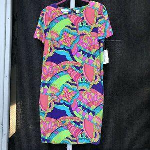 Nipon Boutique Silk Dress Size 6